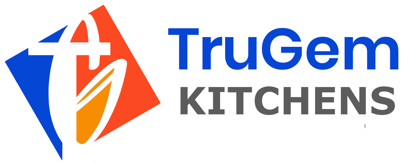 TruGem Kitchens Logo