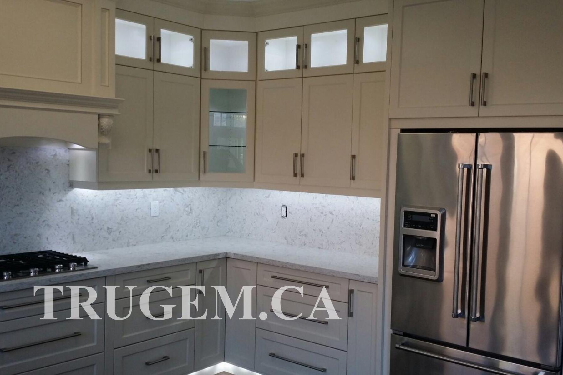modern classic kitchen interior