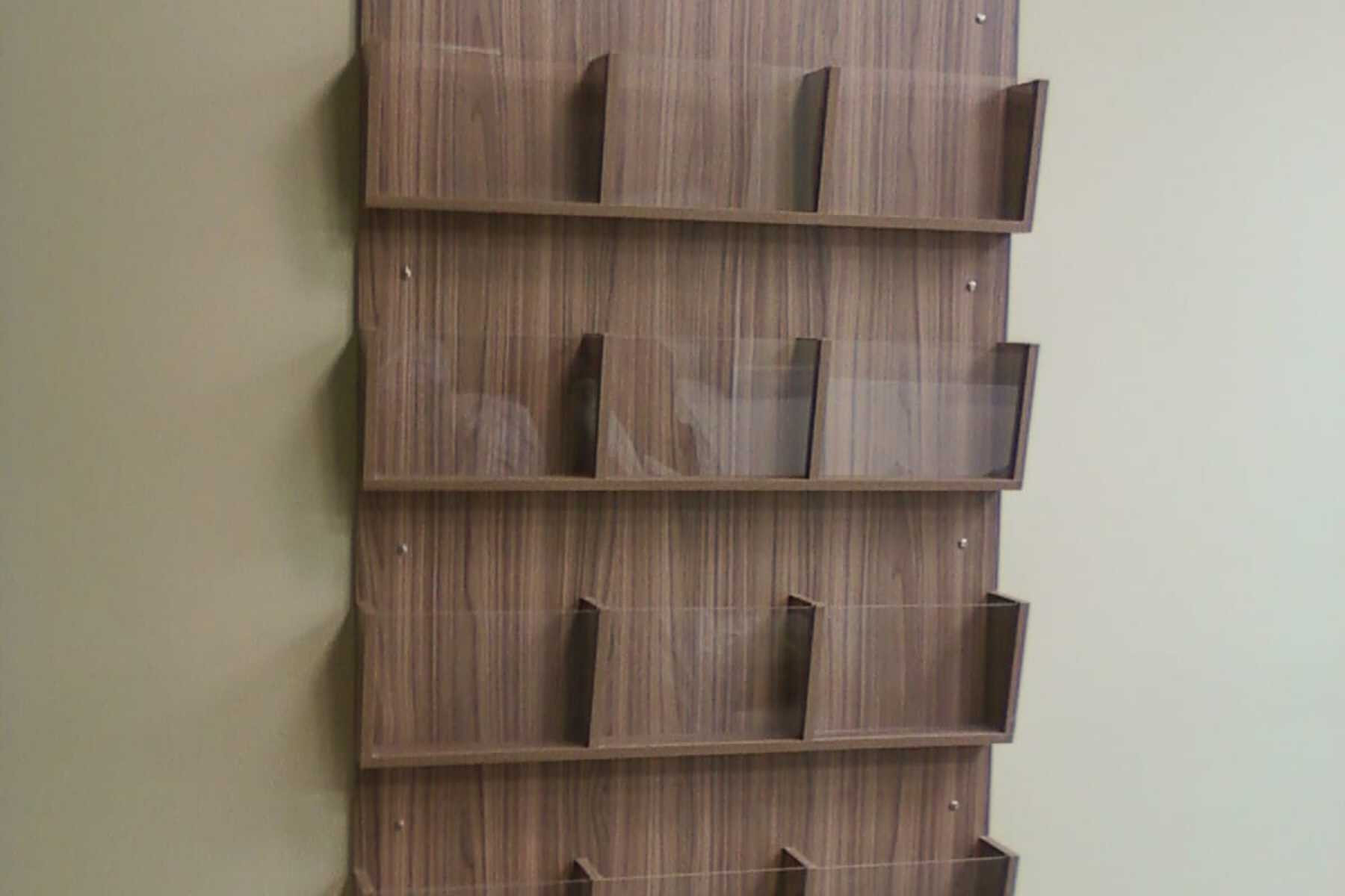 Wooden Multiple Shelves