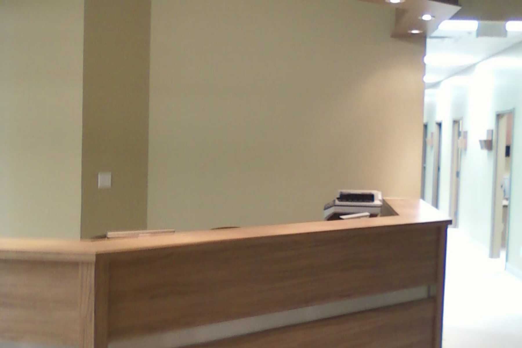 doctor office renovations