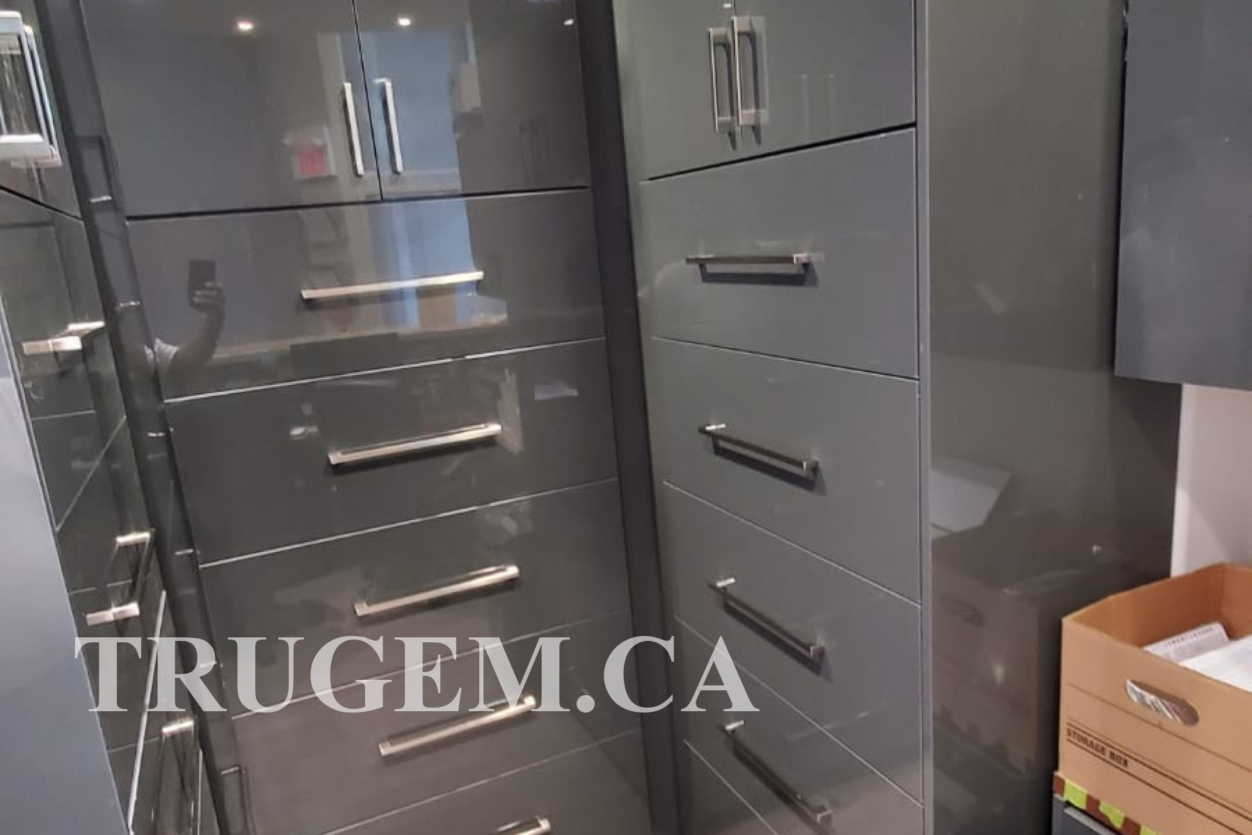 Dental Clinic Cupboards