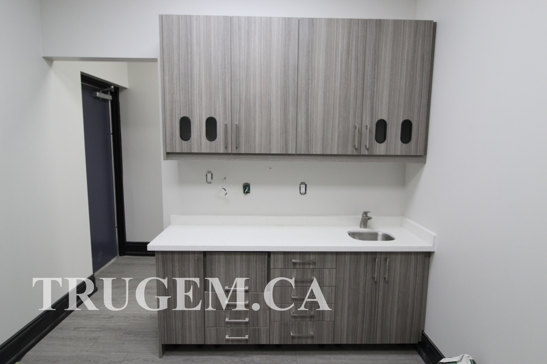 dental clinic cabinets