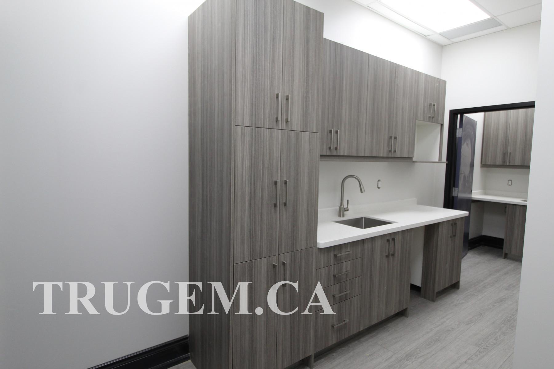 dental office cabinet design