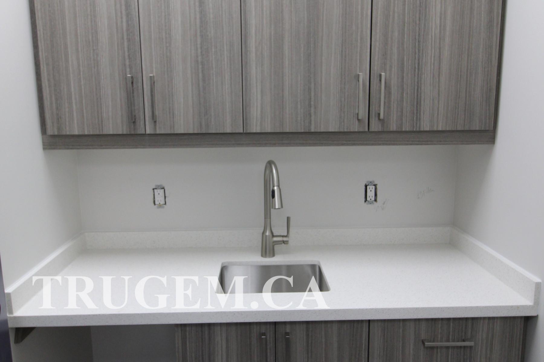 dental clinic cabinet design