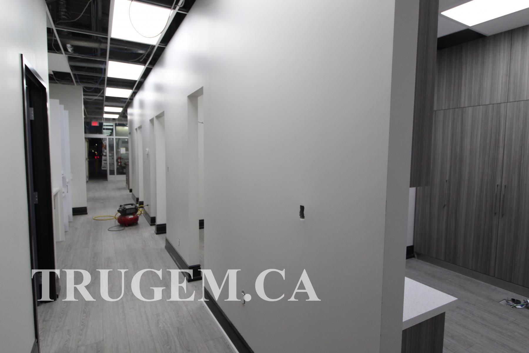 dental office interior design toronto