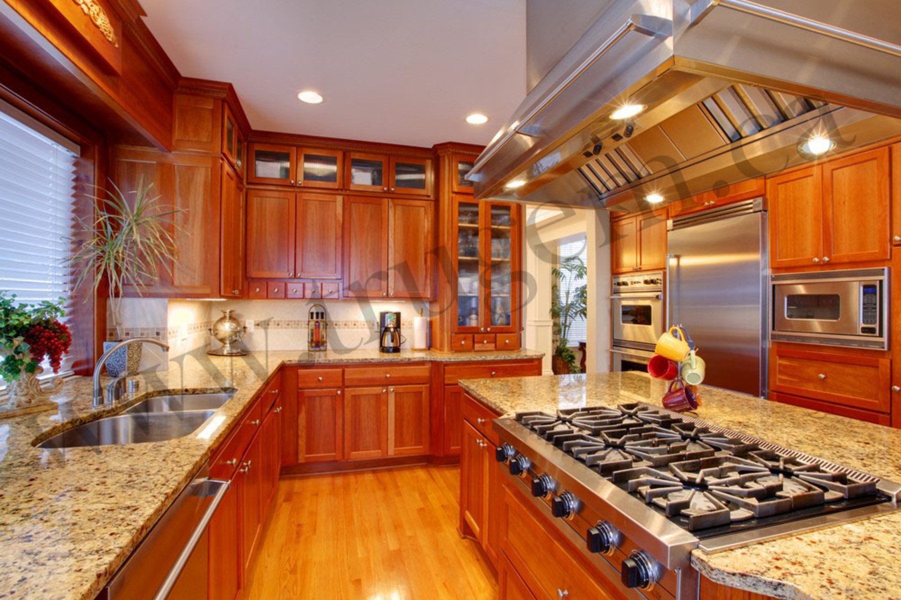 transitional style kitchen cabinets