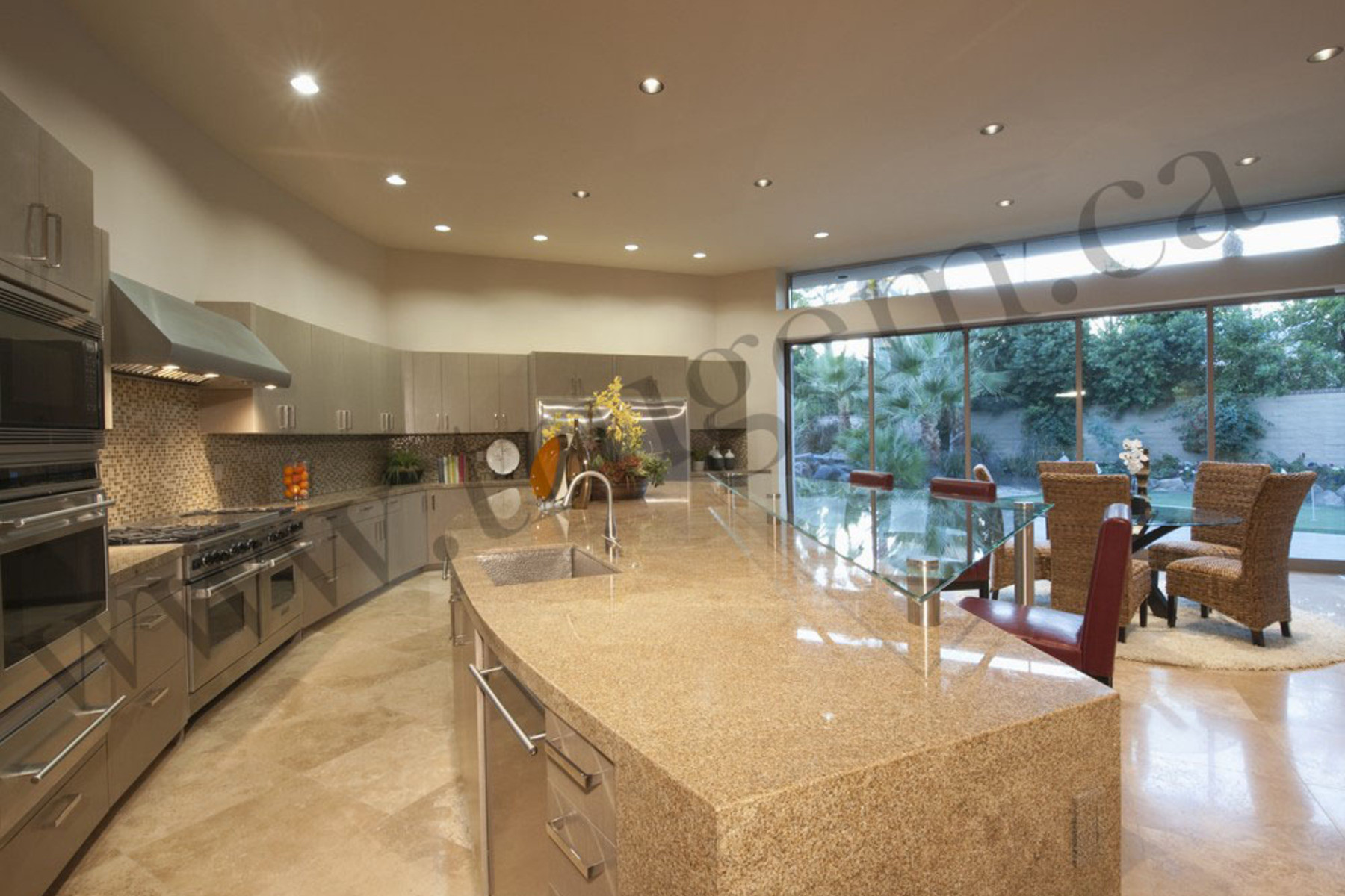 modern transitional kitchen designs