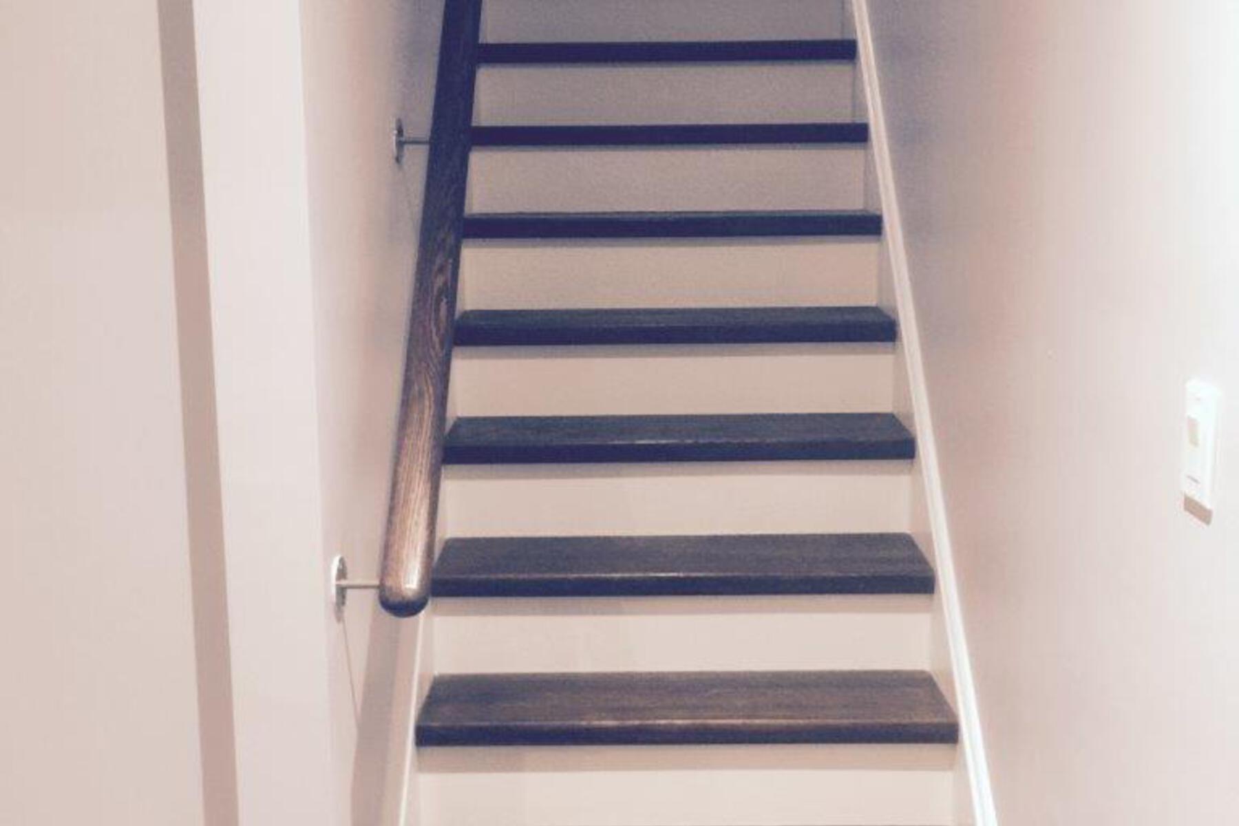 staircase renovation toronto