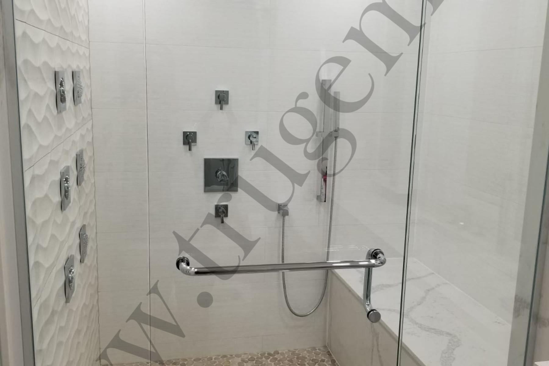 basement bathroom interiors