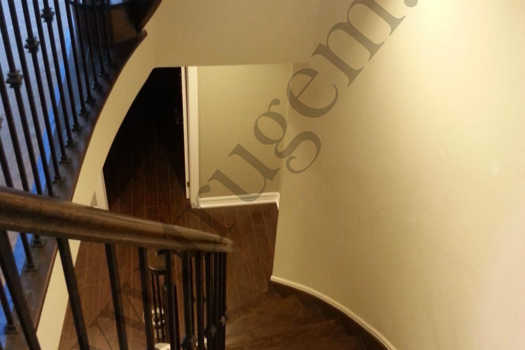 finishing basement floor