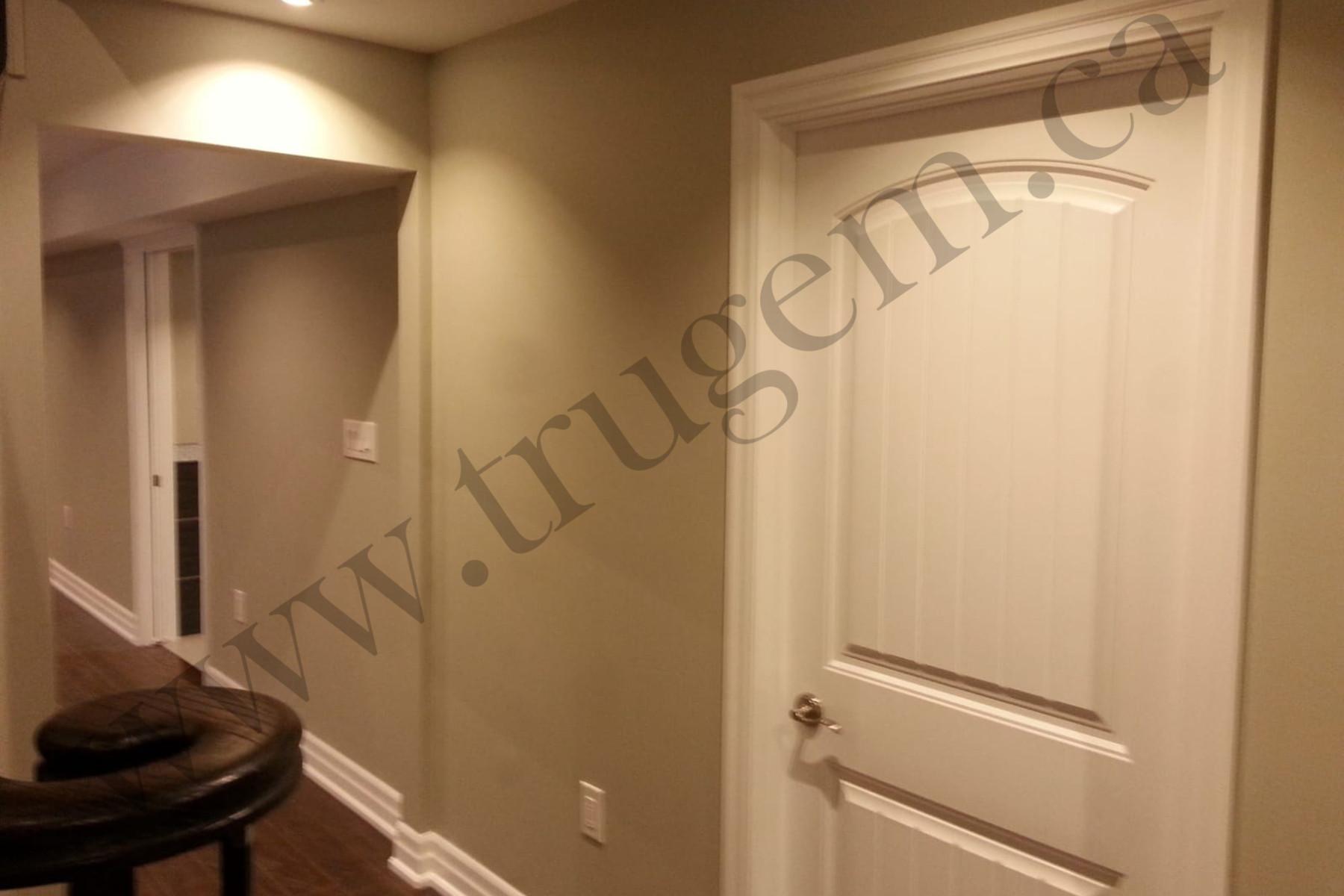 Basement Doors Interior