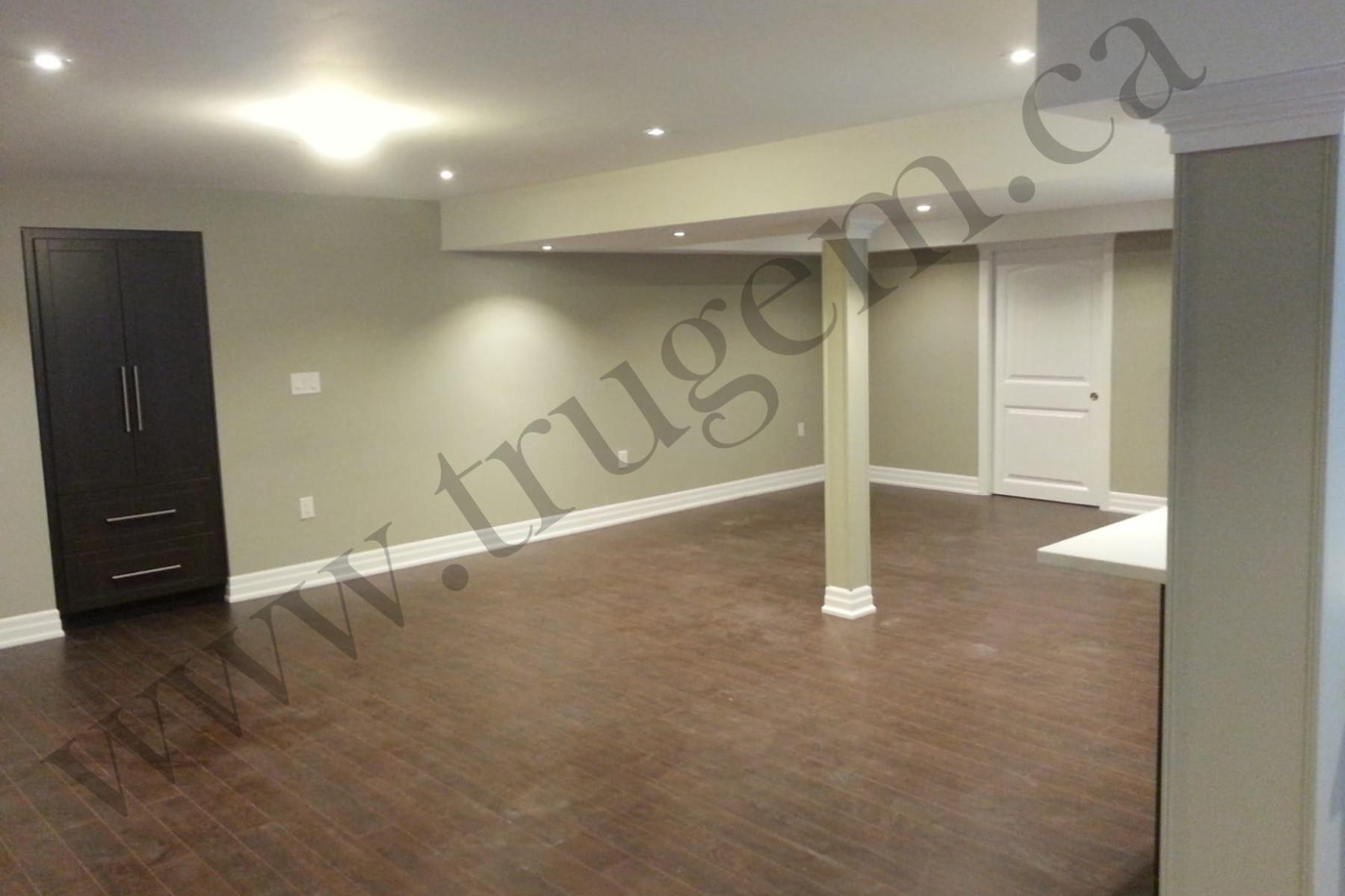 Basement Floor
