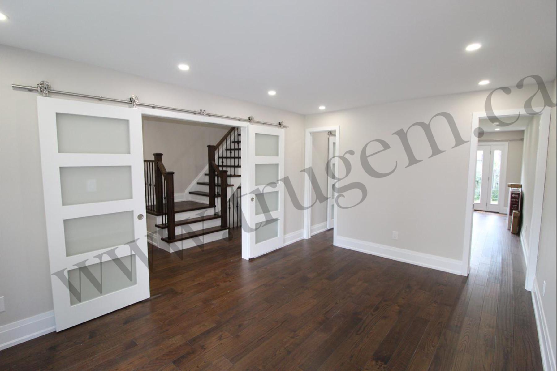 contemporary kitchen flooring