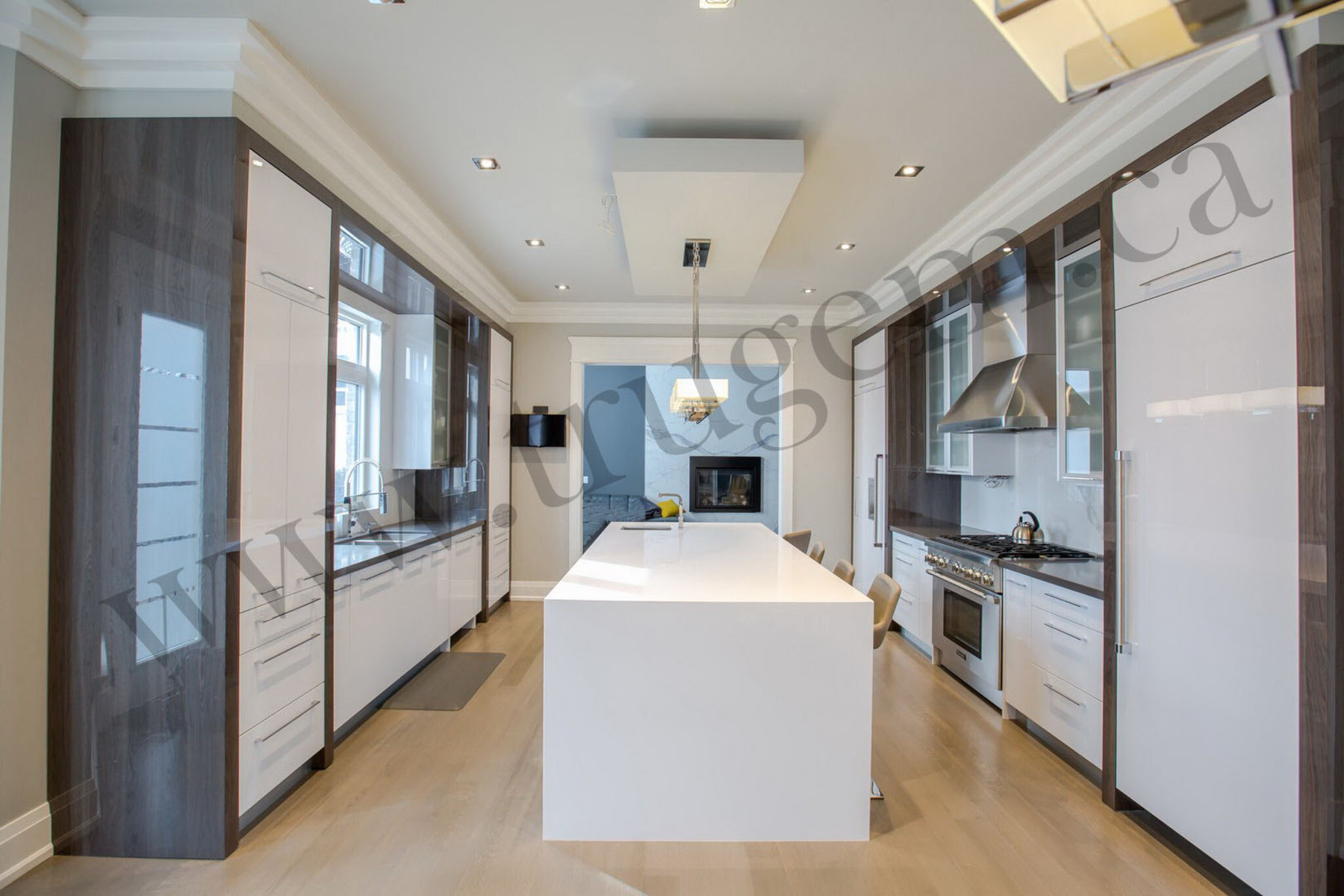 modern shaker kitchen cabinets