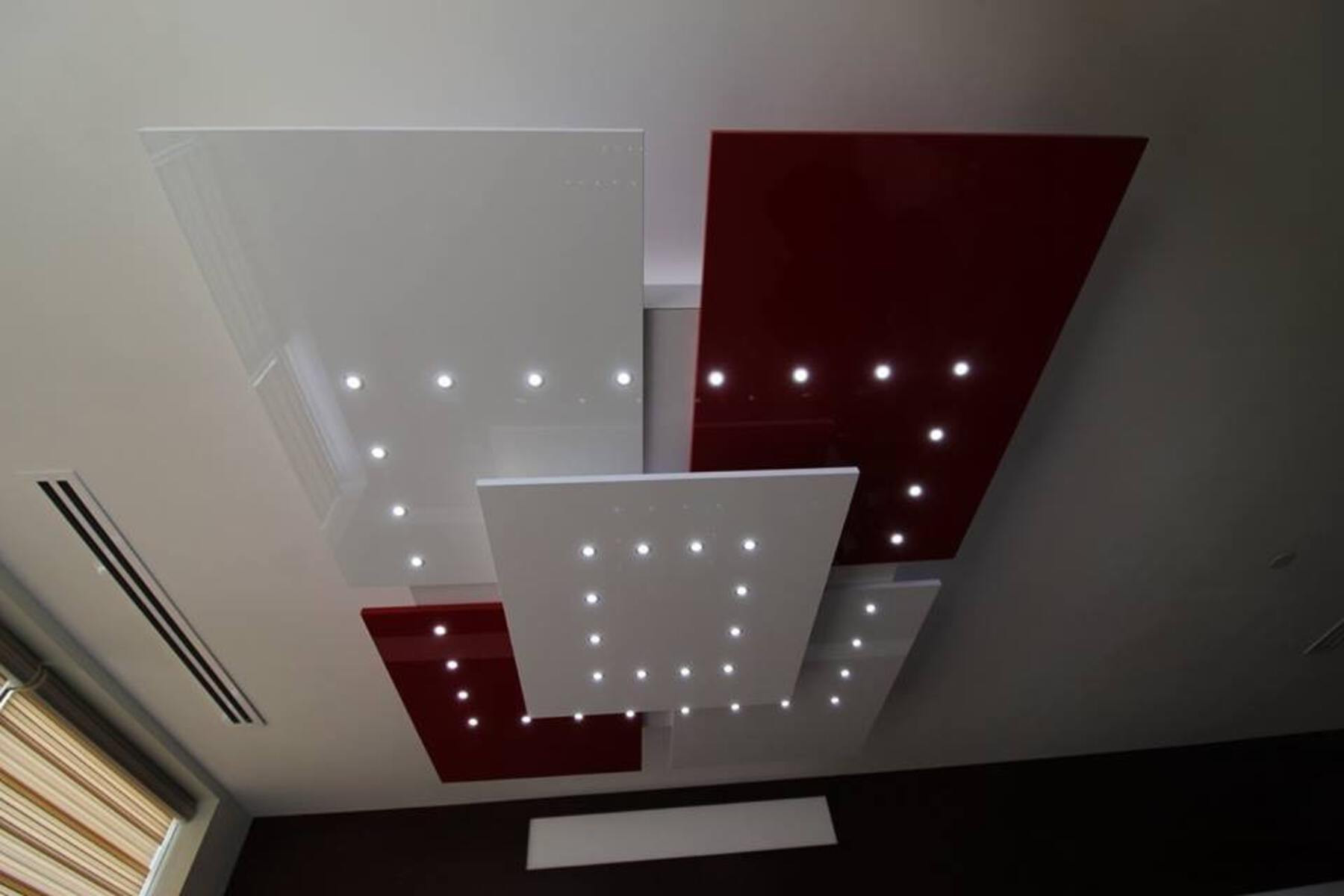 modern top designs with lights