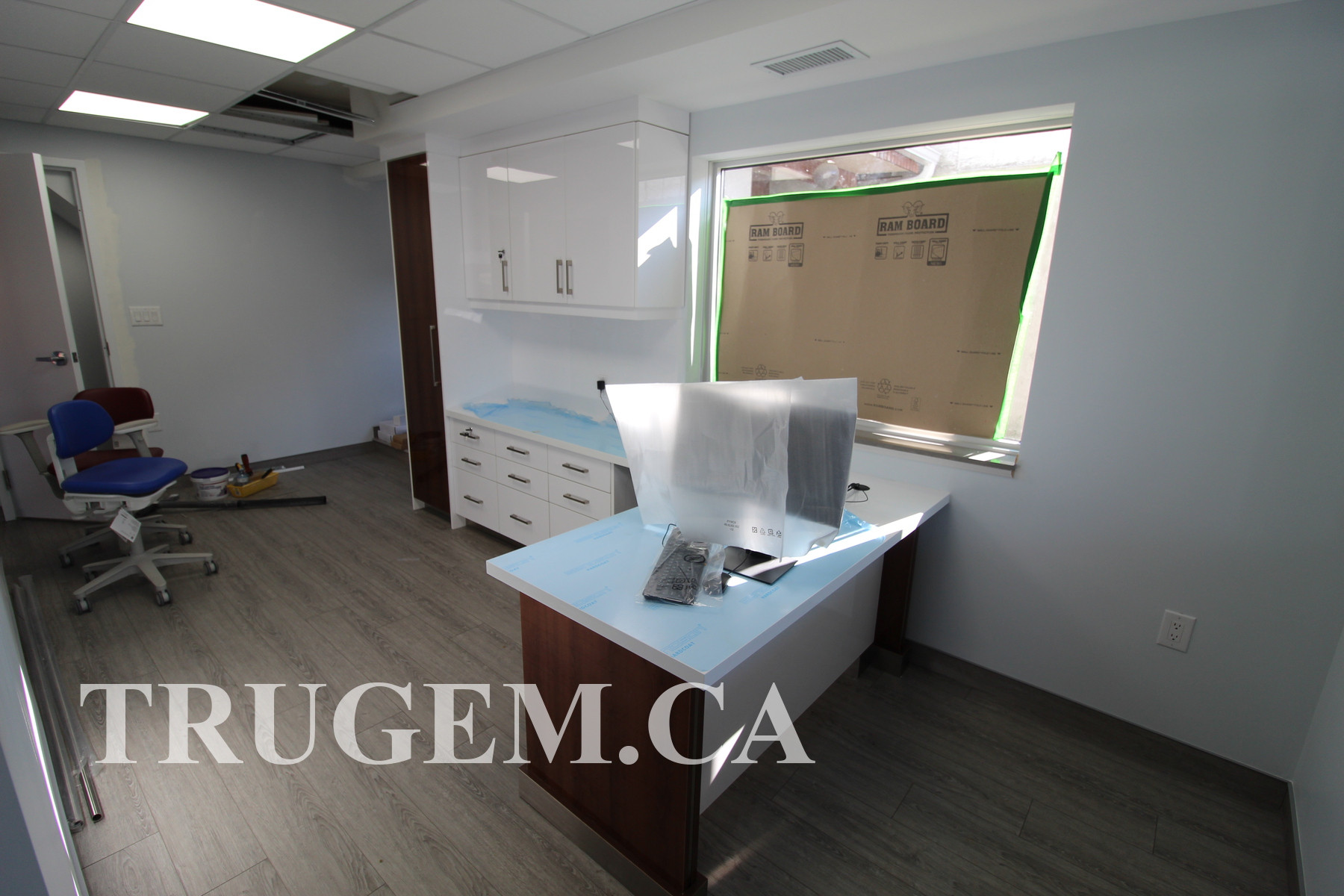 dental office remodel
