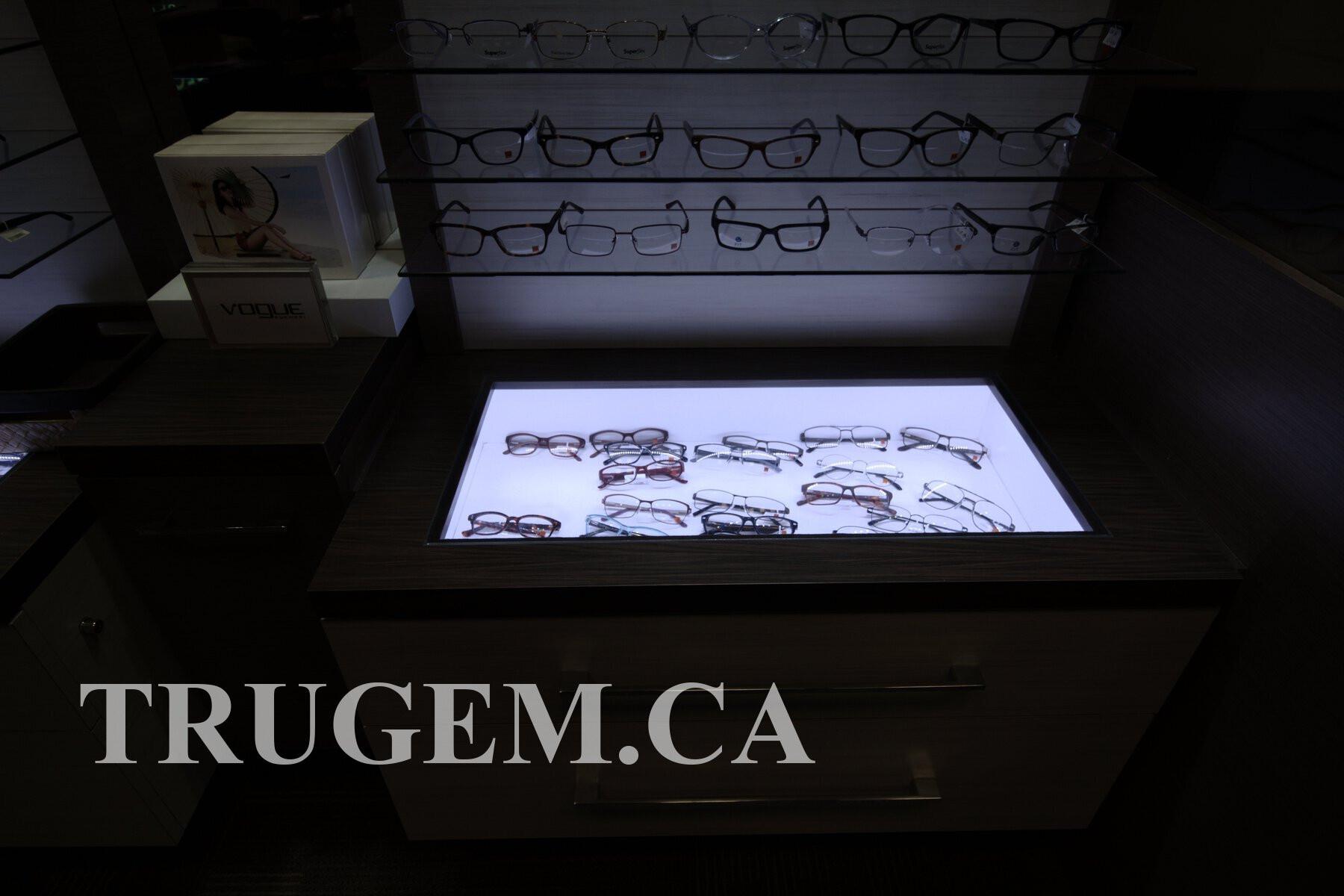 Cabinets Design for Sunglasses