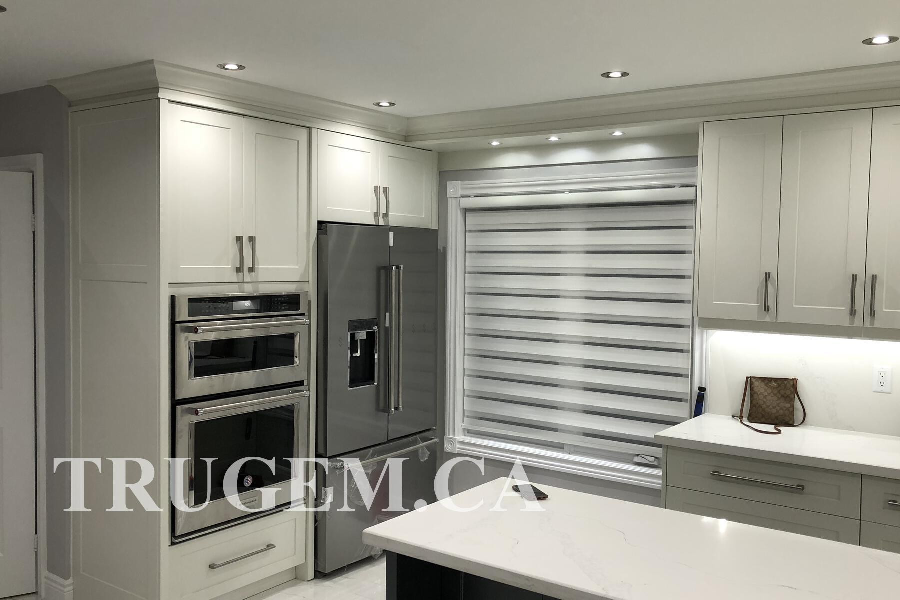lightining style for classic kitchen